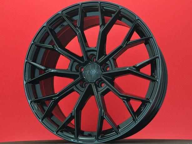 Czarne felgi R20 5x115 Dodge Charger Challenger SRT8 Chrysler 300C