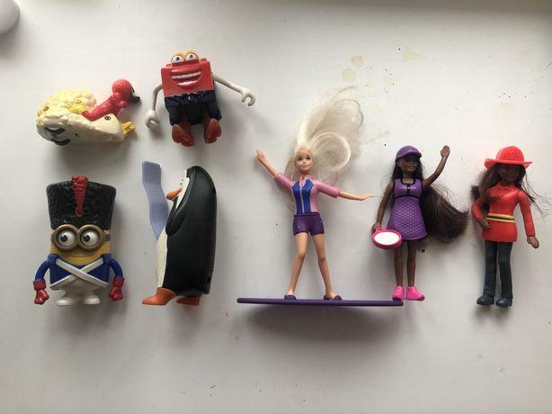Оригинальные игрушки Macdonalds