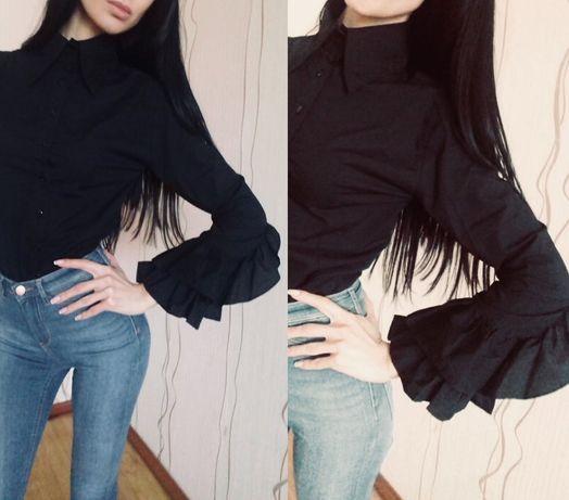 Ціна 75 грн!! Топ кофта сорочка рубашка xs s