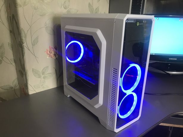 ТОП! Игровой ПК Компьютер Core i3 10100F 4/8 + Rx470 4Gb 16Gb RAM DDR4