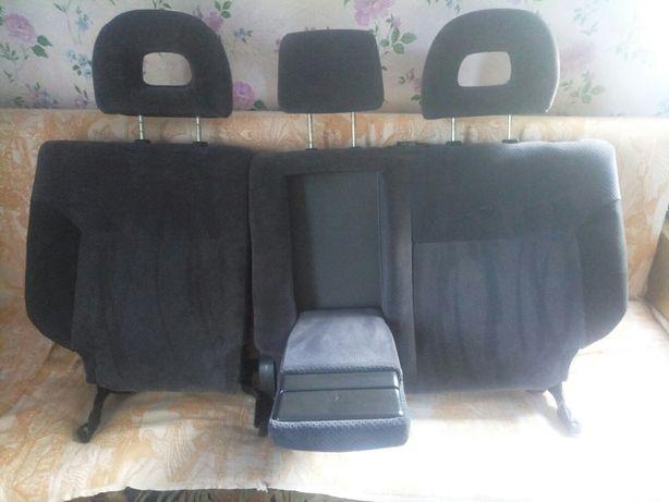 Outlander Mitsubishi сиденье заднее диван