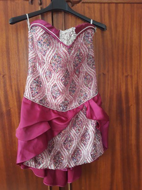 Плаття з корсетом