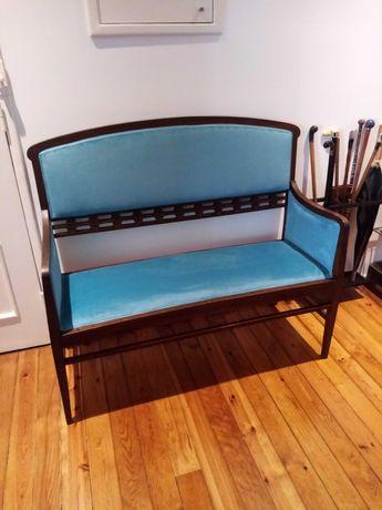 Lindíssimo Canapé, Arte Nova em transição para o estilo Art Deco