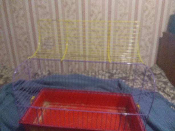 Клетка для морских свинок и кролика