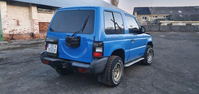 Розборка Mitsubishi Pajero