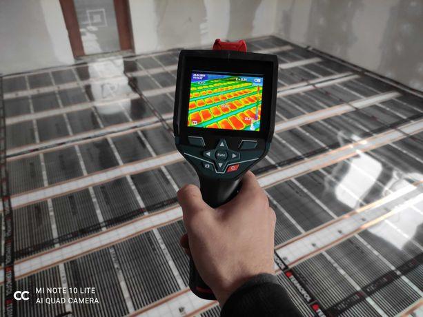 Ogrzewanie podłogowe na prąd- bezpośrednio pod panele
