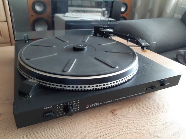 Unitra. Dynamic Speaker. Gramofon PL 631, GS 438 Bernard. PRL.