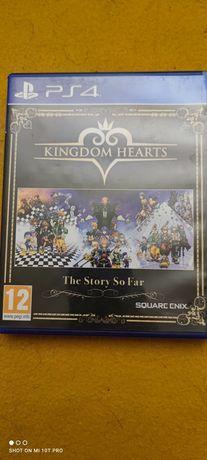Kingdom Hears The story so far PS4 PlayStation 4