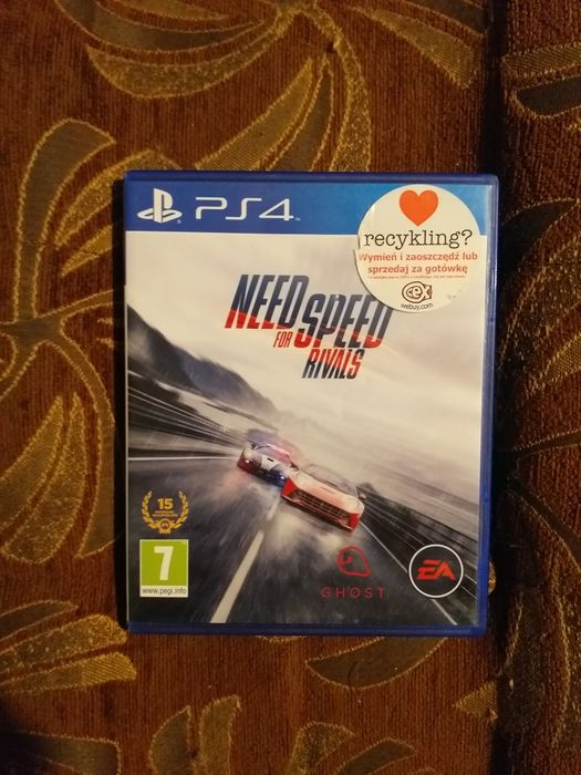 Need for Speed Rivals PS4 Świdnica - image 1