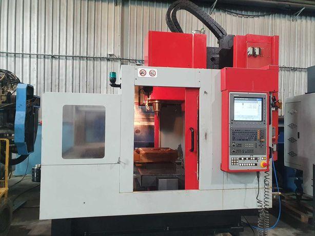 Centro Maquinação Vertical Paletizado c/ 4º Eixo - Famup - H530i