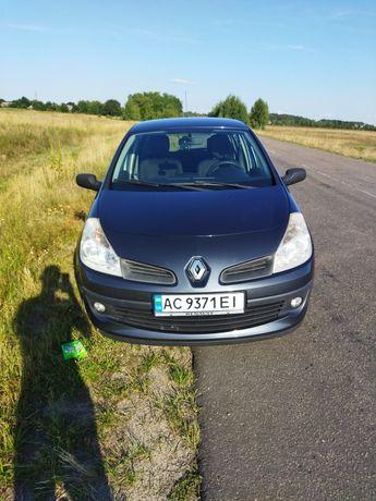Renault Clio 3 Рено Кліо