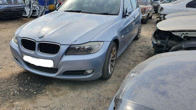 В разборе БМВ(BMW) Е90 рестайлинг!