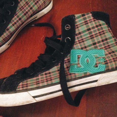Ténis sapatilhas DC shoes