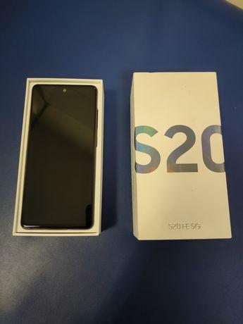 Samsung Galaxy S20 FE 5G Granatowy