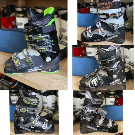 Нові гірськолижні черевики, ботінки Tecnica