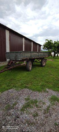 Przyczepa rolnicza Autosan D-46