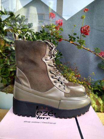 Ботинки Dee Zee 0030-18 KHOE-140р