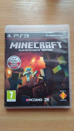 Minecraft ps3 stan idealny polska wersja językowa polecam