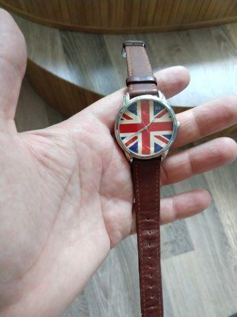 Оригинальные ziz часы наручные с британским флагом без цифр