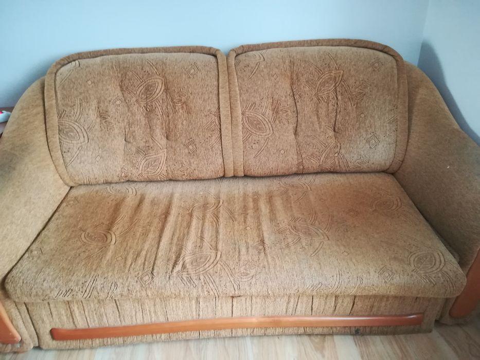 Komplet:Kanapa +2 fotele