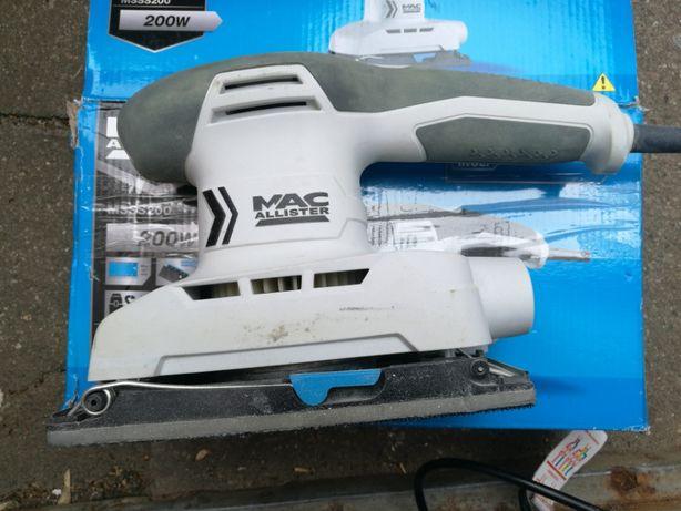 Szlifierka oscylacyjna Macallister 200W