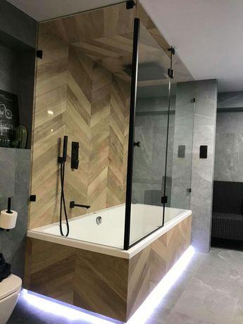 Szklarz: lustra na wymiar, szkło do kuchni-lacobel, kabiny prysznicowe