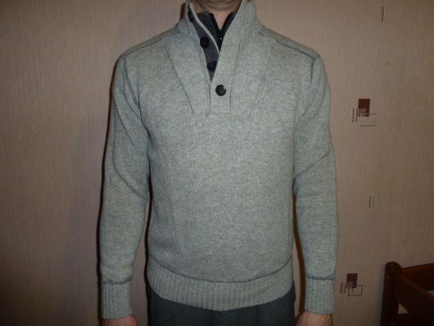 next Шерстяной свитер , р L и М, 100% шерсть