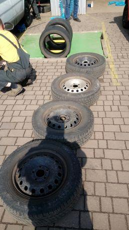 Продам колеса в сборе стальные