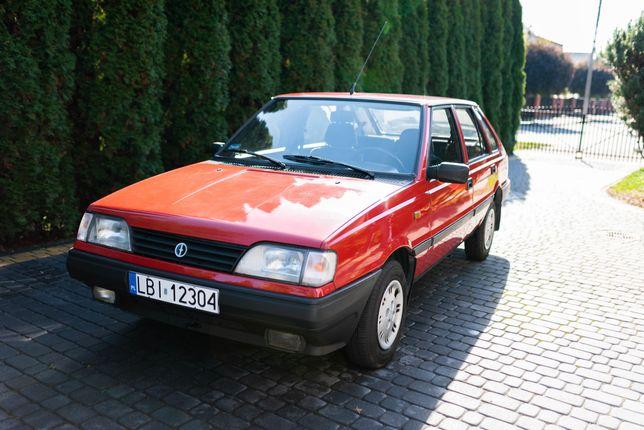 Czerwony polonez 1,6 GLE 1994 rok bardzo dobry stan garażowany