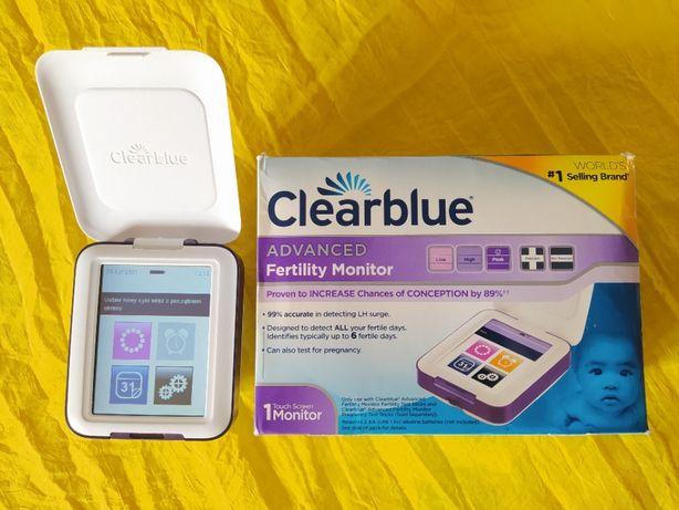 Clearblue monitor płodności całkowicie po polsku