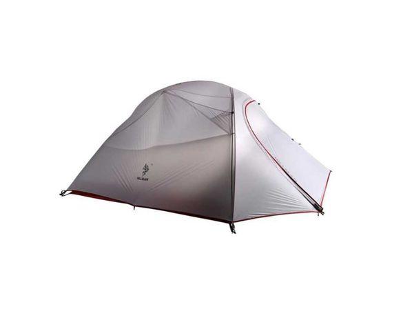 Намет Hillman Cloud Up 3-місний. Вага - 2 кг. Алюмінієві дуги. Палатка