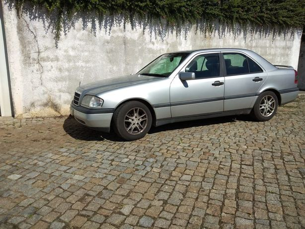 Mercedes C 220 diesel de 95 260.000 km
