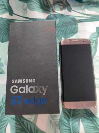 Samsung galaxy s7 edge Pink Gold