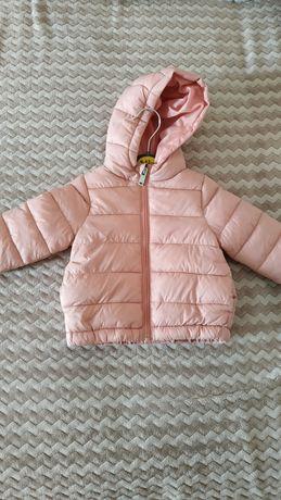 Курточка дитяча на дівчинку
