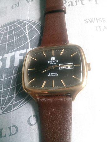 Relógio antigo marca tissot seven automático