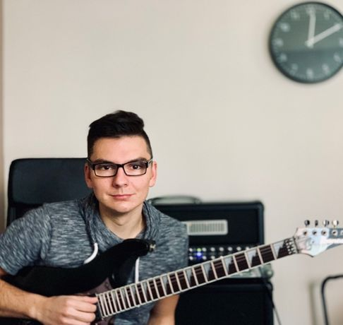 Lekcje/Nauka gry na gitarze