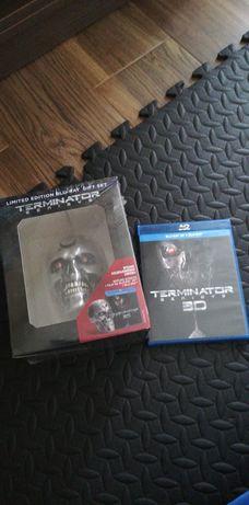 Terminator Genisys Blu-ray 3D Wydanie kolekcjonerskie z czaszka