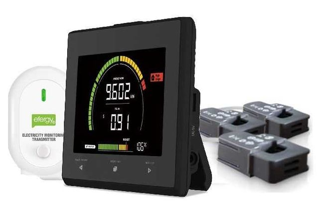 Monitor de Energia Efergy E2 Classic