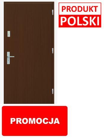 Drzwi wewnątrz-klatkowe do mieszkania, Polskie z gwarancją