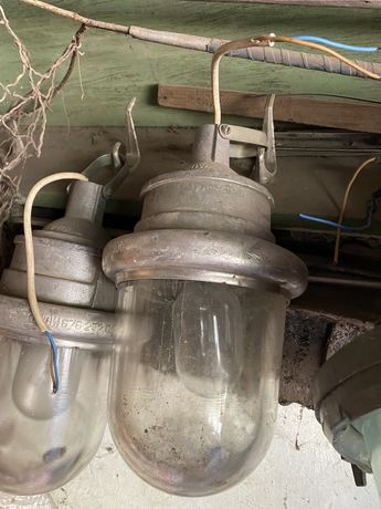 Лампа промышленная потолочная