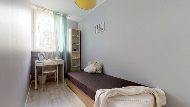 BIELANY nowe mieszkanie, pokój do wynajęcia przy METRZE obok AWF, UKSW