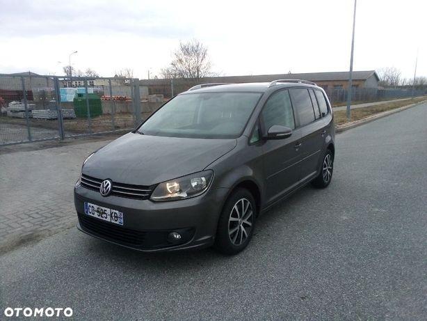 Volkswagen Touran VW Touran 2,0TDI Niski przebieg 100%