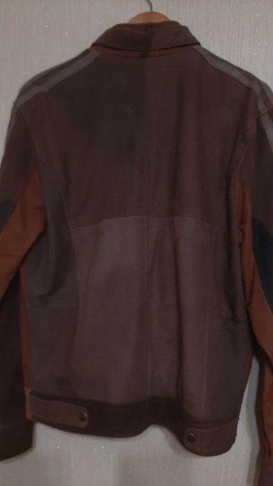 Кожаная куртка новая Одесса - изображение 1