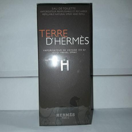 Подарочный набор Hermes Terre d'Hermes, 30 + 125 мл.,запечатан.