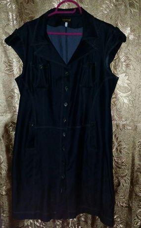 Платье  женское   р.р 52
