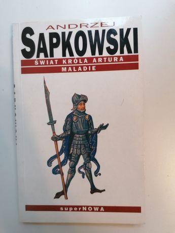 A. Sapkowski, Świat Króla Artura. Maladie.