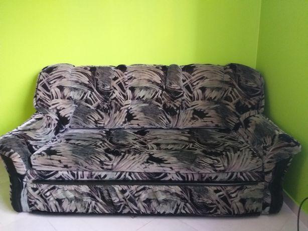 komplet wypoczynkowy, kanapa, fotel