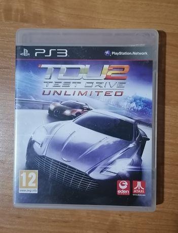Gra na PS3 TDU 2