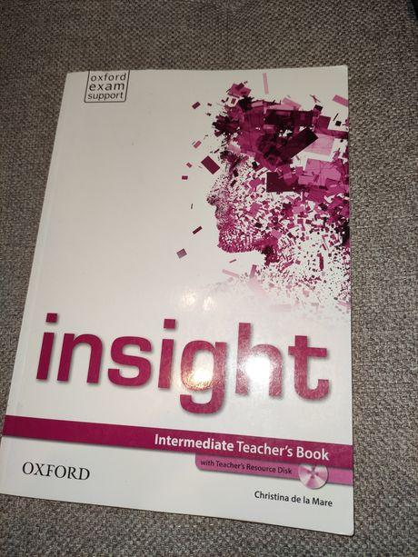 Insight Intermediate Książka dla nauczyciela