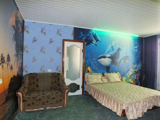 2 кімнатна центр 4 окремих місця 450грн доба від 4 діб